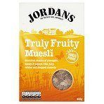 Jordans Truly Fruity Muesli 600g (2 Pack) - http://sleepychef.com/jordans-truly-fruity-muesli-600g-2-pack/