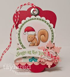 the sweetest thing...: Taylored Expressions Tag Hop ~en