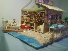 Susan Mammasmurf55 Picture 2 - 2012 Spring Fling Contest - Gallery - The Greenleaf Miniature Community