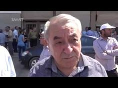 Hunger strike & protest by the Kurdish National Council in #Hasaka to fr...