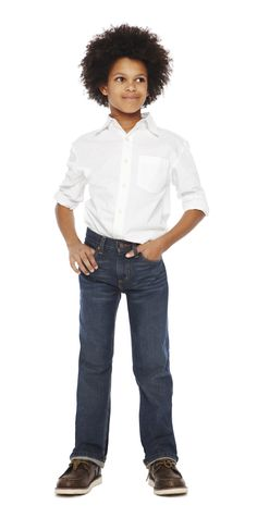 don't you look sharp?! -- boys shirt and skinny jeans