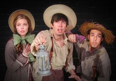 Tom Sawyer Broadway | Tom Sawyer - The REP