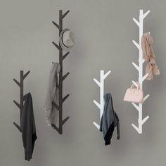 Estilo europeo de Madera Maciza Dormitorio de Vida Creativo Decorativo de Pared Perchero Perchero Abrigo Gancho de La Pared Del Árbol Decoración del Hogar