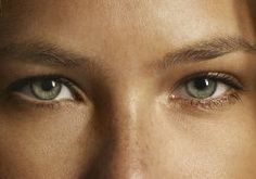 Women close-up eyes models celebrity bar refaeli wallpaper