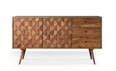 Midcentury-style Zabel sideboard at Swoon Editions