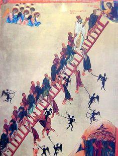 Κάποτε ο διάβολος κάλεσε μια παγκόσμια συνέλευση δαιμόνων. Στην εναρκτήρια ομιλία του,  ανάμεσα στα άλλα,  είπε:  «Δεν μπορούμε να εμποδίσουμε τους Χριστιανούς να πηγαίνουν στην εκκλησία.  Δεν μπορούμε να τους εμποδίσουμε να διαβάζουν την Αγία Γραφή και να γνωρίζουν την αλήθεια.  Δεν μπορούμε Bhagavata Purana, Home Altar, Demonology, New Star, Faith In God, Religious Art, Jesus Christ, Catholic, Religion