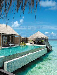 Una mirada a la isla Villingili, en las Maldivas. http://escapadafindesemana.org/