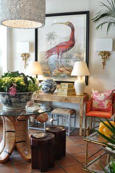 Gold Leaf GINGKO WALL SCONCE, designer lighting and home decor for sale