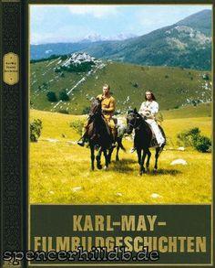 Buch - Karl-May-Filmbildgeschichten - Bud Spencer / Terence Hill - Datenbank