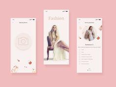 Fashion Mobile App by Lê Hải Đăng