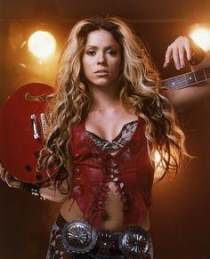Shakira Mebarak Martin Schoeller