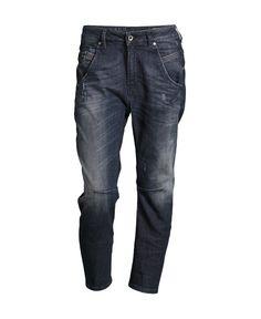 Diesel Boyfriend Jeans – Fayza Farbe dunkelblau