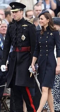 Classic Photo Of Will and Kate