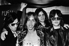 """THIS WEEK'S MUSIC BOOKS: """"Total Chaos: The Story of the Stooges - As Told By Iggy Pop"""" and many more ⇒ http://www.pauseandplay.com/music-book-store-nov-29-beyond"""