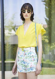 #short #summer #yellow #summer2015 pauljoe.jpg (700×1000)