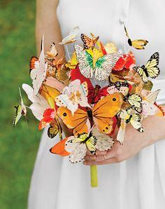 el ramo multicolor