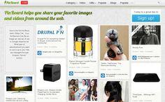 Drupal Themes ThemeSnap PinBoard