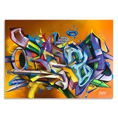 Graffiti Piece, Graffiti Styles, Graffiti Lettering, Graffiti Art, Mural Art, Wall Art, Street Art Photography, Wild Style, House Wall