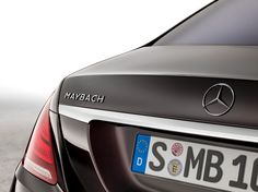mercedes-maybach S-class line led by exclusive top-of-the-range S 600