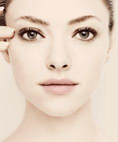 Amanda Seyfried's natural makeup