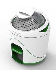For anyone who finds themselves in need of clean clothes during a camping excursion, this portable washing machine and spin dryer offers the perfect solution.
