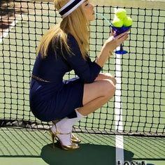 Fashion editorial - Tennis - Yelp