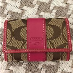 Coach Wallet Great condition Coach Bags Wallets