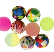 Make Your Own Bouncy Balls - great rainy day or winter activity. What fun!
