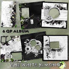The White Kimono ALBUM by Marie