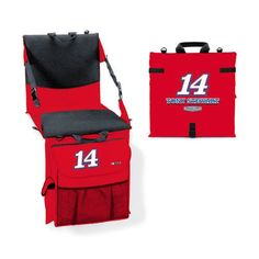 Tony Stewart Seat Cushion and Cooler