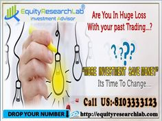 https://flic.kr/p/U1HSSA | equity research lab special offer 27 april 2017 | Equity Research Lab is an ISO 9001-2011 Certified And SEBI Registered one of the leading Stock Advisory Company, which Provides Stock Tips, Mcx Tips, Commodity Tips, Equity Tips, Forex trading on Mobile with High Accuracy.