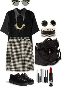 """Senza titolo #503"" by monsteryay on Polyvore"