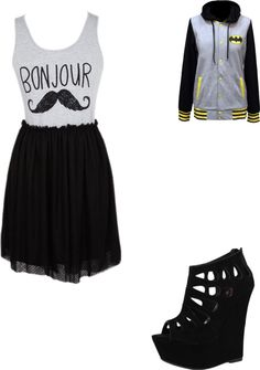 """""""hipster dress"""" by allikaykay on Polyvore"""