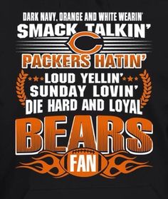 With all the things I say during Bears football games I could put a sailor to shame Chicago Bears Quotes, Chicago Bears Funny, Chicago Bears Pictures, Chicago Bears Super Bowl, Bears Football, Football Baby, Football Decor, Sports Decor, Football Drills