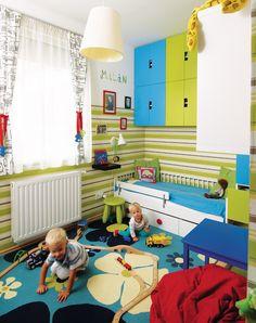 Játszótér a szobánk - Lakáskultúra magazin