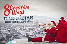 8 Τρόποι για να βάλετε τα επαγγελματικά σας προφίλ στα Socila Media σε Χριστουγεννιάτικο Κλίμα! http://www.jeffbullas.com/2015/12/02/8-creative-ways-add-christmas-spirit-social-media/?utm_source=socialmediaexaminer.com&utm_medium=socialmediaexaminer.com&utm_campaign=socialmediaexaminer.com