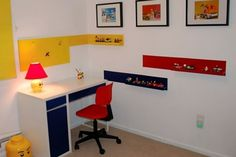 Lego Room - Boys' Room Designs - Decorating Ideas - HGTV Rate My Space