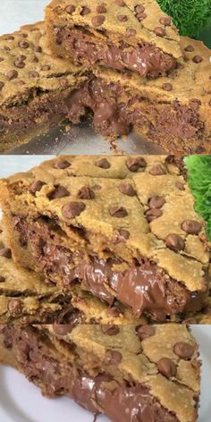 cookie,docesaudavel-Recipe developer, author and photographer at Carve Your Craving.Quick, easy and mostly healthy. Vegan and vegetarian eats and bake Bon Dessert, Dessert Recipes, Caprese Chicken, Cooking Recipes, Healthy Recipes, Fish Recipes, Pasta Recipes, Cravings, Food Porn