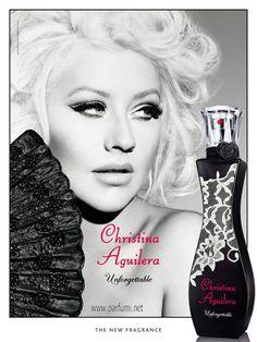 Christina Aguilera Unforgettable е ориенталски - цветен аромат за жени, които искат да направят впечатление и да оставят едно незабравимо усещане. Ароматът се открива със свежи акорди на слива и нар, които плавно преминават в прелестно цветно сърце, обвити във мек и топъл воал от ванилия, бобчета Тонка и кадифен кашмир.