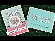 the Lawn Fawn blog: Lawn Fawn Video {5.10.16} Little Bundle and Loads of Fun Cards by Kelly & A Giveaway!