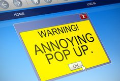 Should Your Website Use a Pop-Up? Google Says No