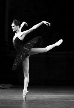 Uliana Lopatkina as Odile in Mariinsky's Swan Lake  Photo by ?