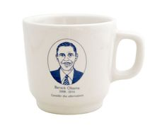 """POLITICS! You can't get away from them, no matter how much you try to tune out of the news and tune into Dancing With the Stars. Sooner or later, some jerk is going to bring up some kind of election and then you will be bored, literally, to tears.    Pick up this mug ($10.95, Fishs Eddy) for your hippie liberal friend who talks about """"war for oil"""" and shit. """"Yeah, Obama has made some mistakes,"""" she'll say as she looks at you with her crazy, socialist eyes. """"BUT CONSIDER THE…"""