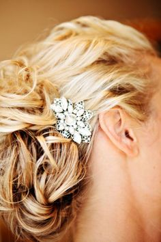 I want something in my hair like this!