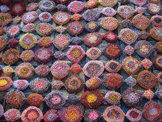 Sophie Digard scarves by sdaen2006, via Flickr