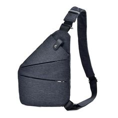 Cool Pirate Canvas Running Waist Pack Bag Travel Sports Money Holder for