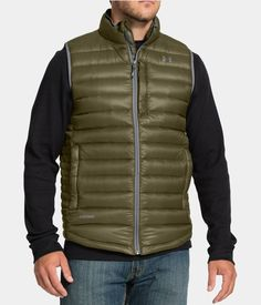 Men's UA Storm ColdGear® Infrared Turing Vest | Under Armour US