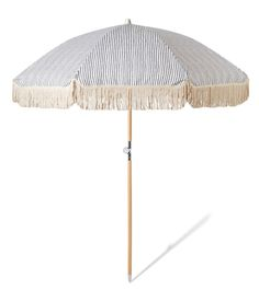 :: Sunday Supply Co. | Natural Instinct Beach Umbrella ::
