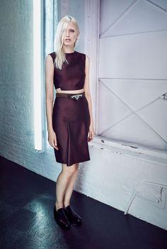 Sally LaPointe Resort 2015 Fashion Show
