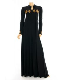 Gorgeous aab classic  The embroidery is made in rustic gold silk threads.  Another favorite of mine!! xo